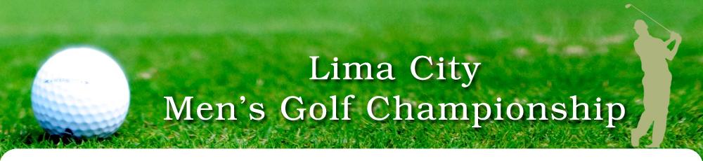 Lima City Men's Golf Tournament